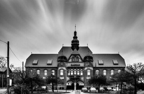 Vítkovická radnice